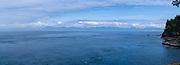 Daytime image of Cape Flattery, on the Makah Indian Reservation, Washington, USA.