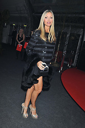 CAPRICE BOURRET at Gabrielle's Gala an annual fundraising evening in aid of Gabrielle's Angel Foundation for Cancer Research held at Battersea Power Station, London on 2nd May 2013.