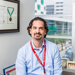 Carlos Melendez, COO of Wovenware, a technology company based in San Juan, Puerto Rico.