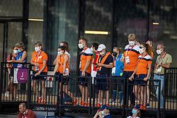 Netherlands team<br /> Olympic Games Tokyo 2021<br /> © Hippo Foto - Stefan Lafrentz<br /> 27/07/2021no