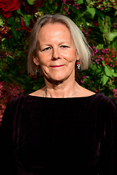 Phyllida Lloyd attending the Evening Standard Theatre Awards 2018 at the Theatre Royal, Drury Lane in Covent Garden, London