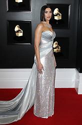 2019 Grammy Awards - Arrivals. 10 Feb 2019 Pictured: Dua Lipa. Photo credit: Jaxon / MEGA TheMegaAgency.com +1 888 505 6342