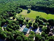 Nederland, Gelderland, GemeenteBerg en Dal; 27-05-2020. Afrikamuseum met museumpark.<br /> <br /> luchtfoto (toeslag op standaard tarieven);<br /> aerial photo (additional fee required)<br /> copyright © 2020 foto/photo Siebe Swart