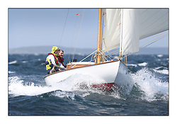 Day five of the Fife Regatta, Race from Portavadie on Loch Fyne to Largs. <br /> <br /> Rainbow, Mark Butler, GBR, Gaff Sloop, 1896<br /> <br /> * The William Fife designed Yachts return to the birthplace of these historic yachts, the Scotland's pre-eminent yacht designer and builder for the 4th Fife Regatta on the Clyde 28th June–5th July 2013<br /> <br /> More information is available on the website: www.fiferegatta.com
