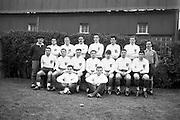 Irish Rugby Football Union, Ireland v France, Five Nations, Landsdowne Road, Dublin, Ireland, Saturday 26th January, 1963,.26.1.1963, 1.26.1963,..Referee- F G Price, Welsh Rugby Union, ..Score- Ireland 5 - 24 France, ..French Team, ..J P Razat, Wearing number 15 French jersey, Full Back, S.U Agenais Rugby Football Club, France, ..C Darrouy, Wearing number 11 French jersey, Right Wing, Stade Montois Rugby Football Club, France,..A Boniface, Wearing number 12 French jersey, Left Centre, Stade Montois Rugby Football Club, France,..G Boniface, Wearing number 13 French jersey, Right Centre, Stade Montois Rugby Football Club, France,..P Besson, Wearing number 14 French jersey, Right Wing, C A Briviste  Rugby Football Club, France, ..P Albaladejo, Wearing number 10 French jersey, Stand Off, U S Dacquoise Rugby Football Club, France,..P Lacroix, Wearing number 9 French jersey, Captain of the Frensh team, Scrum Half, S.U Agenais Rugby Football Club, France, ..F Mas, Wearing number 1 French jersey, Forward, A S Beziers Rugby Football Club, France, ..J Rollet, Wearing number 2 French jersey, Forward, Aviron Bayonnais Rugby Football Club, France,  ..F Zago, Wearing number 3 French jersey, Forward, U S Montalbanaise Rugby Football Club, France,. .B Mommejat, Wearing number 4 French jersey, Forward, S C Albigeois Rugby Football Team, France, ..J P Saux, Wearing number 5 French jersey, Forward, S Paloise Rugby Football Club, France,..M Lira, Wearing number 6 French jersey, Forward, La Voulte Sportif Rugby Football Club, France,..J Fabre, Wearing number 8 French jersey, Forward, Stade Toulousain Rugby Football Club, France,..M Crauste, Wearing number 7 French jersey, Forward, F.C Lourdais Rugby Football Club, France, .