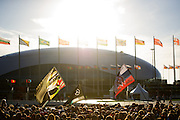 October 8, 2015: Russian GP 2015: Sochi Grand Prix atmosphere