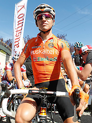 29.08.2011, Andalusien, ESP, LA VUELTA 2011, Stage 17, im Bild Igor Anton during during the stage of La Vuelta 2011 between Faustino V and Pena Cabarga.September 7,2011. EXPA Pictures © 2011, PhotoCredit: EXPA/ Alterphoto/ Acero +++++ ATTENTION - OUT OF SPAIN/(ESP) +++++