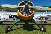 De Havilland Beaver at 2014 Hood River Fly-In at WAAAM.