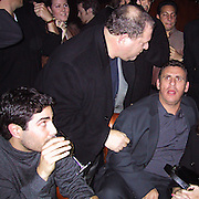 Harvey Weinstein.Baz Luhrmann's Productions of Puccini's La Boheme Play Opening Post Party.Hudson Hotel .New York, NY, USA.December 08, 2002.Photo By Celebrityvibe.com/Photovibe.com..