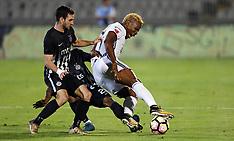Partizan v Videoton - 17 Aug 2017