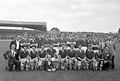 16.08.1959 All Ireland Minor Football Semi-Final - Cork v Dublin