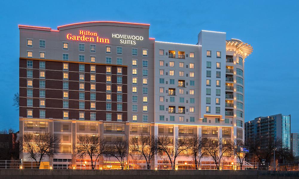 Hilton Garden Inn - Homewood Suites 02 - Midtown Atlanta, GA