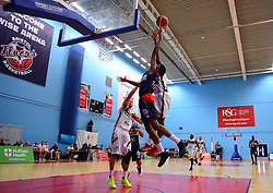 - Photo mandatory by-line: Alex James/JMP - 06/05/2018 - BASKETBALL - SGS Wise Arena - Bristol, England - Bristol Flyers v Newcastle Eagles - British Basketball League Play-Off Quarter Final Second Leg