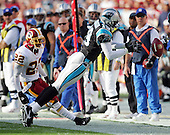 2006 Panthers at Redskins