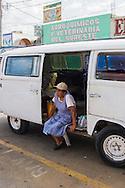 Oaxaca,mercato cittadino.