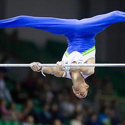 20140418: SLO, Gymnastics - Artistic Gymnastics World Cup Ljubljana 2014, Day 1