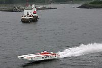 Båtsport / Båt<br /> Foto: Dppi/Digitalsport<br /> NORWAY ONLY<br /> <br /> MOTORBOAT - WPPA CLASS 1 WORLD POWERBOAT CHAMPIONSHIP 2007 - SCANDINAVIAN GRAND PRIX - OSLO (NOR) - 10 TO 12/08/2007 - ROUND 3<br /> <br /> SPIRIT OF NORWAY 10 / WINNER : BJØRN RUNE GJELSTEN (NOR) AND STEVE CURTIS (GBR)