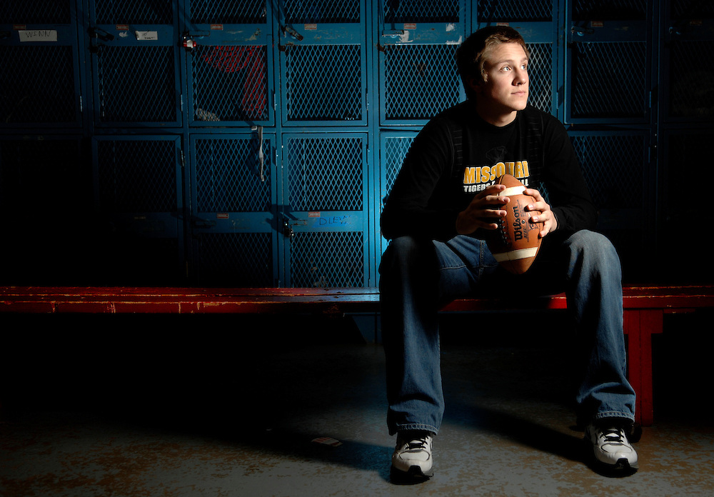 Blaine Gabbert, the top ranked quarterback recruit in the nation, changed his commitment from Nebraska to Missouri.  Gabbert, a senior at Parkway West High School in Ballwin, will remain in his native Missouri to play for the Tigers.