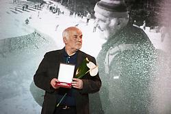 Matjaz Hafner at 54th Annual Awards of Stanko Bloudek for sports achievements in Slovenia in year 2018 on February 13, 2019 in Brdo Congress Center, Brdo, Ljubljana, Slovenia,  Photo by Peter Podobnik / Sportida