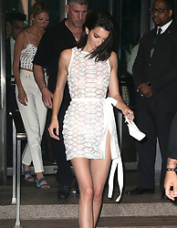 Celebrities at the Tiffany Paper Flowers event in New York City. 03 May 2018 Pictured: Kendall Jenner. Photo credit: MEGA TheMegaAgency.com +1 888 505 6342