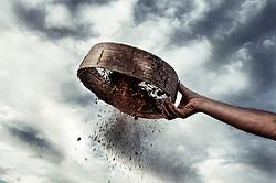 Il setaccio dell'argilla