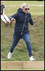 June 11, 2017 - Westonbirt, United Kingdom - Image licensed to i-Images Picture Agency. 11/06/2017. Westonbirt, United Kingdom. Zara Phillips  at the Gloucestershire Festival of Polo at Beaufort Polo Club in Westonbirt, Gloucestershire, United Kingdom. Picture by Stephen Lock / i-Images (Credit Image: © Stephen Lock/i-Images via ZUMA Press)