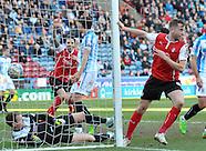 Huddersfield Town v Rotherham United 070315