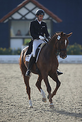 Nieto Sanchez Ivan, (ESP), Sir Florestan<br /> Intermediare II - Louisdor-Preis<br /> Horses & Dreams meets Denmark - Hagen 2016<br /> © Hippo Foto - Stefan Lafrentz