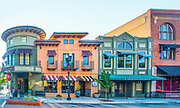 Shops in Downtown Paso Robles on Park Street