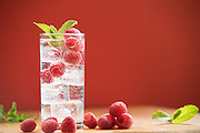 Raspberry Spritzer by Rodney Bedsole, a food photographer based in Nashville and New York City.