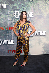 May 19, 2017 - Los Angeles, CA, USA - LOS ANGELES - MAY 19:  Jessica Szohr at the ''Twin Peaks'' Premiere Screening at The Theater at Ace Hotel on May 19, 2017 in Los Angeles, CA (Credit Image: © Kay Blake via ZUMA Wire)