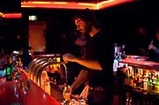 Bar in Agnesviertel / Ebertplatz area of Cologne.