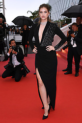 Cannes - Cleavages - Barbara Palvin attending the Burning Premiere held at the Palais des Festivals as part of the 71st annual Cannes Film Festival on May 16, 2018 in Cannes, France. Photo by Aurore Marechal/ABACAPRESS.COM