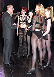 The Duke of Edinburgh talks with members of the award-winning West End musical 'Chicago'. The Duke made a 40-minute visit to the Adelphi Theatre to see a full dress rehearsal of the sell-out 1920s jazz musical, part of a tour of London's Theatreland with the Queen.   * The Duke of Edinburgh talking with members of the award-winning West End musical 'Chicago'. The Duke reaches a personal milestone on Sunday  when he celebrates his 80th birthday.