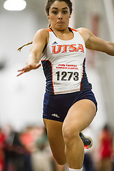 Long Jump, UTSA, 1273, Boston University John Terrier Invitational Indoor Track and Field