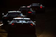 October 1, 2016: IMSA Petit Le Mans, #48 Bryce Miller, Madison Snow, Bryan Sellers, Paul Miller Racing, Lamborghini Huracán GT3
