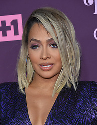 May 3, 2018 - Los Angeles, California, U.S. - La La Anthony arrives for the VH1's 3rd Annual 'Dear Mama: A Love Letter to Moms' at the Theatre at the Ace Hotel. (Credit Image: © Lisa O'Connor via ZUMA Wire)