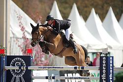 Goodin, Bruce (NZL) Baloppi<br /> Hagen - Horses and Dreams 2016<br /> © Stefan Lafrentz