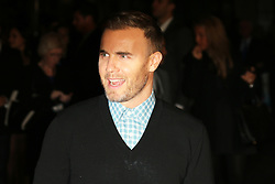 © Licensed to London News Pictures. 17/10/2013, UK. Gary Barlow, One Chance -  European film premiere, Odeon Leicester Square, London UK, 17 October 2013. Photo credit : Richard Goldschmidt/Piqtured/LNP