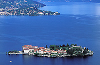 Isola Bella - Booromees islands - Lake Majeur - Piemont - Italy
