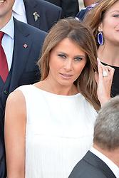 July 7, 2017 - Hamburg, Germany - Melania Trump.G20 SUMMIT: Reception and concert at Elbphilharmonie, Hamburg, Germany - 07 Jul 2017.Credit: Timm/face to face (Credit Image: © face to face via ZUMA Press)