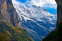 The Swiss Alps, Canton Bern, Switzerland