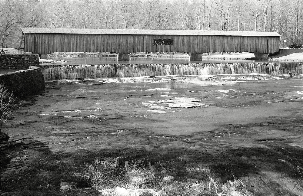 Watson Mill State Park, Ogelthorpe County, GA 1/03