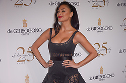 Nicole Scherzinger attending the DeGrisogono party during the 71st Cannes Film Festival in Antibes, France, on May 15, 2018. Photo by Julien Reynaud/APS-Medias/ABACAPRESS.COM