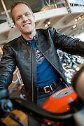 Tom Bergmann – Chief Financial Officer, Harley Davidson. At the Warrs dealership, Fulham, London