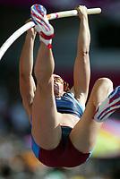 Friidrett, 23. august 2003, VM Paris,( World Championschip in Athletics),   Stacy Dragila, USA
