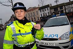 Female Community Support Officer; Yorkshire UK