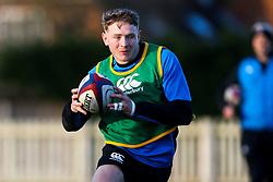 Connor Doherty of England Under 20s - Mandatory by-line: Robbie Stephenson/JMP - 08/01/2019 - RUGBY - Bisham Abbey National Sports Centre - Bisham Village, England - England Under 20s v  - England Under 20s Training