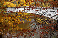 Bridge over the Yellow Britches creek in Pennsylvania