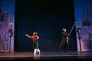 Dance Wisconsin members rehearse the Nutcracker Ballet at the Wisconsin Union Theater in Madison, Wisconsin on December 18, 2015.<br /> <br /> Beth Skogen Photography - www.bethskogen.com